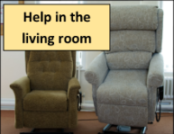 Help in the living room